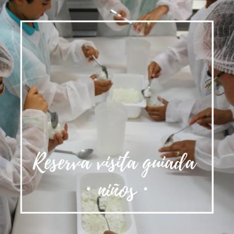 TARJETA REGALO VISITA GUIADA - Niños