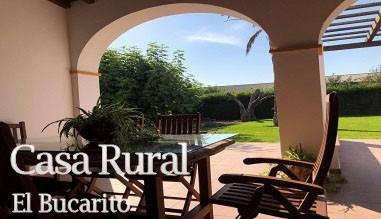 """Casa Rural """"El Bucarito"""""""
